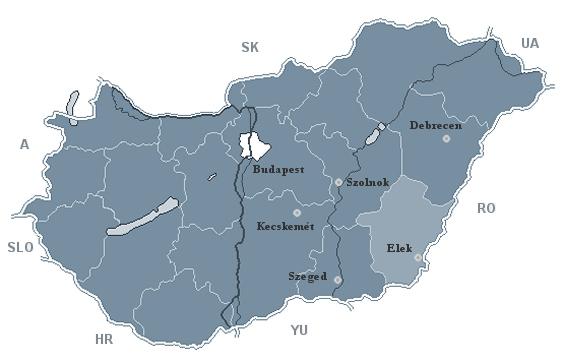 gyula vasútállomás térkép Elek Város hivatalos honlapja   gyula vasútállomás térkép
